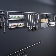 Pot Racks by Clever Storage by Kesseböhmer