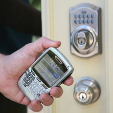 Home Electronics Nexia Lock Control