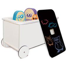 Modern Toy Storage by 2Modern