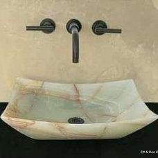 Modern Bathroom Sinks by Eff & Dee Crafts