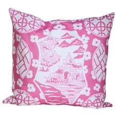 Asian Decorative Pillows by Society Social