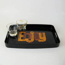 Eclectic Serving Trays by Etsy