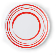 Contemporary Dinner Plates by Q SQUARED