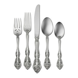 Oneida - Oneida Heirloom Michelangelo 20 Pc. Flatware Set - Includes: