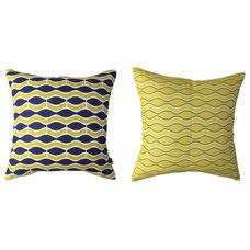 Tropical Decorative Pillows by Kaypee Soh Honolulu