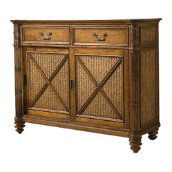 Panama Jack Island Breeze Sliding Door Dresser