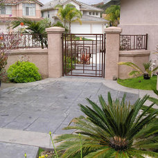 Craftsman Landscaping Stones And Pavers by San Diego Landcare Systems