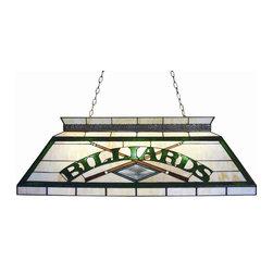 Z-Lite - Billiard Antique Brass 4-Light Billiard - Light bulbs not included