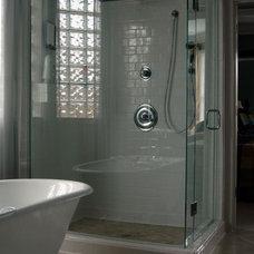 Showerheads And Body Sprays by Showcase Showers, Inc.