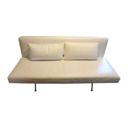 SOLD OUT!  Sliding Sleeper Sofa Designed by Pietro Arosio - $4,500 Est. Retail - -