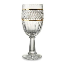 Trump - Trump Home Mar-A-Lago 12 1/2-Inch Footed Vase - Mar-A-Lago is inspired by Trump properties around the world. This collection brings luxury and sophistication of the Trump lifestyle into your home.