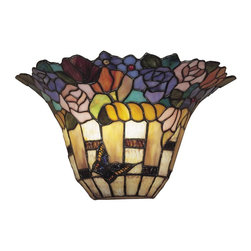 Dale Tiffany - New Dale Tiffany 1-Light Wall Sconce Metal - Product Details