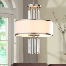 Contemporary Pendant Lighting by Overstock.com