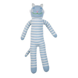 Cloud the Cat - Every baby needs a favorite stuffed animal to keep him company. This blabla cat doll has quickly become one of our favorites because it's soft, pliable and easy for little hands to hold.