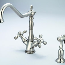 traditional kitchen faucets by Artisan Manufacturing