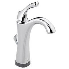 contemporary bathroom faucets by Delta