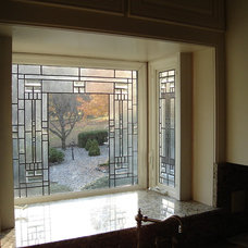 Contemporary  by SGO Designer Glass