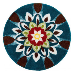 Grund - Grund Designer Tapestry Art-Harmony Series-Extra Large-Multi - Mandalas - How one recurring dream becomes inspiration in your home!