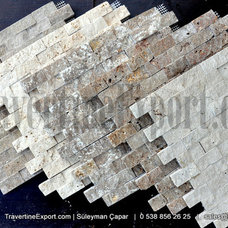 Modern Tile by Travertine Export