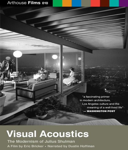 Home Electronics by Julius Shulman Film