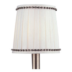 Allegri - Allegri SA104 6-Pack Fabric Shade - Allegri SA104 6-Pack Fabric Shade