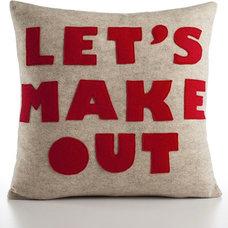 Eclectic Decorative Pillows by Alexandra Ferguson