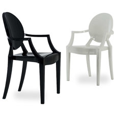 modern dining chairs and benches by hive