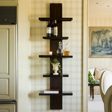 Contemporary Wall Shelves by Hayneedle
