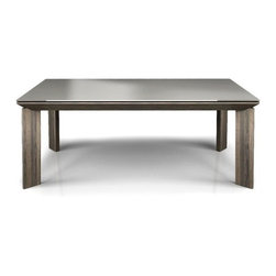 Huppe - Illusion Dining Table | Huppe - Design by Joel Dupras.