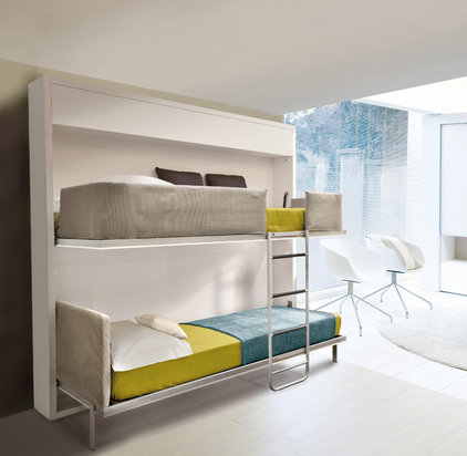 Contemporary Bunk Beds by Resource Furniture