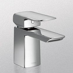 TOTO - TOTO TL960SDLQ#BN Soiree Single Handle Lavatory Faucet, 1.5 GPM, Brushed Nickel - TOTO TL960SDLQ#BN Soiree Single Handle Lavatory Faucet, 1.5 GPM, Brushed Nickel When it comes to Toto, being just the newest and most advanced product has never been nor needed to be the primary focus. Toto's ideas start with the people, and discovering what they need and want to help them in their daily lives. The days of things being pretty just for pretty's sake are over. When it comes to Toto you will get it all. A beautiful design, with high quality parts, inside and out, that will last longer than you ever expected. Toto is the worldwide leader in plumbing, and although they are known for their Toilets and unique washlets, Toto carries everything from sinks and faucets, to bathroom accessories and urinals with flushometers. So whether it be a replacement toilet seat, a new bath tub or a whole new, higher efficiency money saving toilet, Toto has what you need, at a reasonable price.