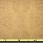 Oakwood Veneer - Ash White Burl - White Ash Burl veneer is a great choice when you are looking for a burl. The grain can be absolutely wonderful for any woodworking piece.