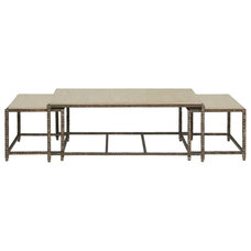 Contemporary Coffee Tables by Benjamin Rugs and Furniture