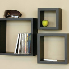 Contemporary Display And Wall Shelves  by Homewoods Creation