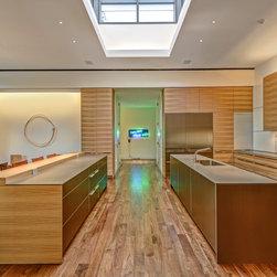 Woodwright Hardwood Floor Company - Custom Engineered Walnut Wood Floor -