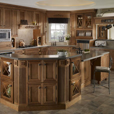 Contemporary Kitchen Cabinets by Turning Point Cabinetry