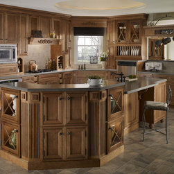Contemporary Sable Kitchen Cabinetry: Find Kitchen Cabinets Online