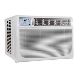 Garrison - Garrison 12,000 BTU 230/208 Volt Window Mount Air Conditioner, Cooling & Heating - Mode Selection: