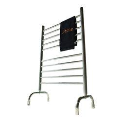 Amba - Amba Solo Freestanding Collection Towel Warmer - FREESTANDING towel warmer