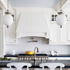 Bungalow Blue Interiors - Home - new england kitchen