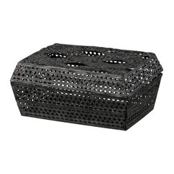 "Sterling Industries - Sterling Industries 51-10077 Decorative Metal Box - Specifications:Height: 7""Length: 10""Width: 7"""