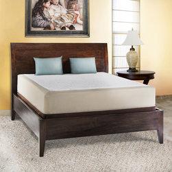 Comfort Dreams Select-A-Firmness 11-inch Queen-size Memory Foam Mattress -