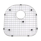 Kraus - Kraus KBG-23-1 Stainless Steel Bottom Grid - Kraus Bottom Grid is an ideal addition to your kitchen sink