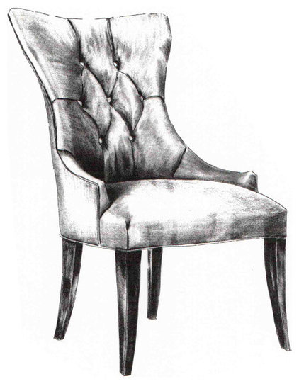 Dining Chairs by Martha O'Hara Interiors