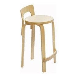 Artek - Artek | K65 High Chair - Design by Alvar Aalto, 1935.