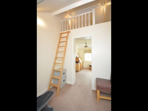 What Would You Do With This Room And Mezzanine Floor Area