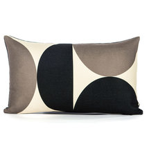 Modern Pillows by LaCozi