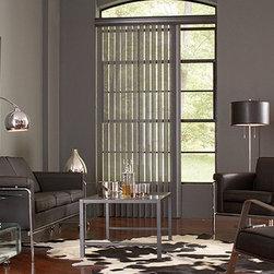 Vertical Window Shades -