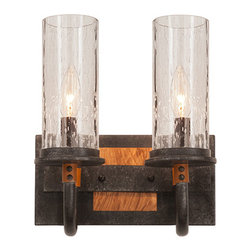 Vanity Lights Flickering : Rustic Bathroom Vanity Lighting Houzz