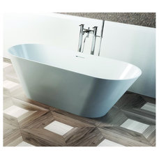 Contemporary Bathtubs by UK Bathrooms